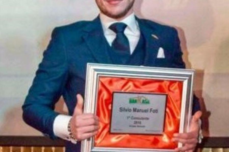 Il migliore agente Bankasa 2018: intervista con Silvio Manuel Foti