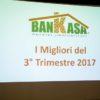 Bankasa premia i migliori del terzo trimestre e riconosce il valore di tutti